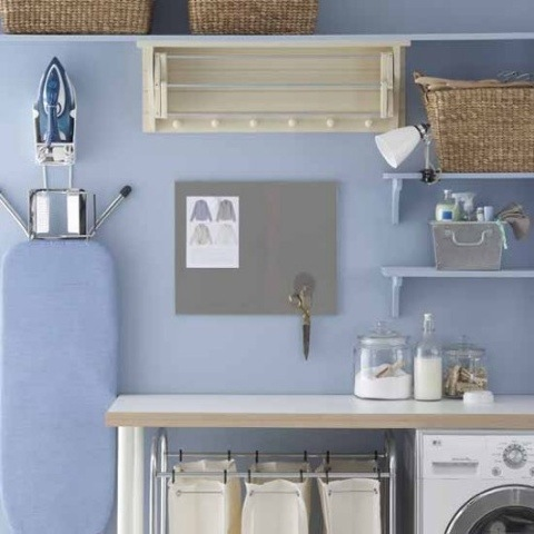 Planera tvättstugan – Malin inredare : tvättstuga elfa : Inredning