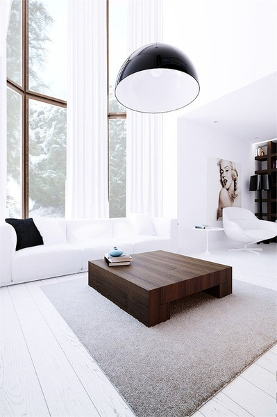 Minimalist-interior-design-Winter-houseby-line-architects
