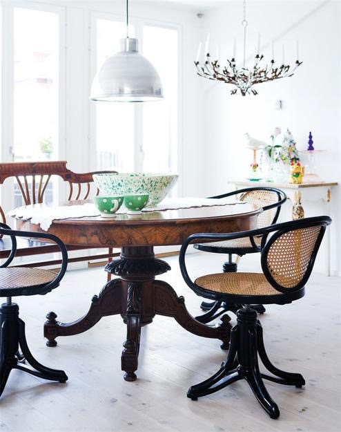 Feng shui for dining