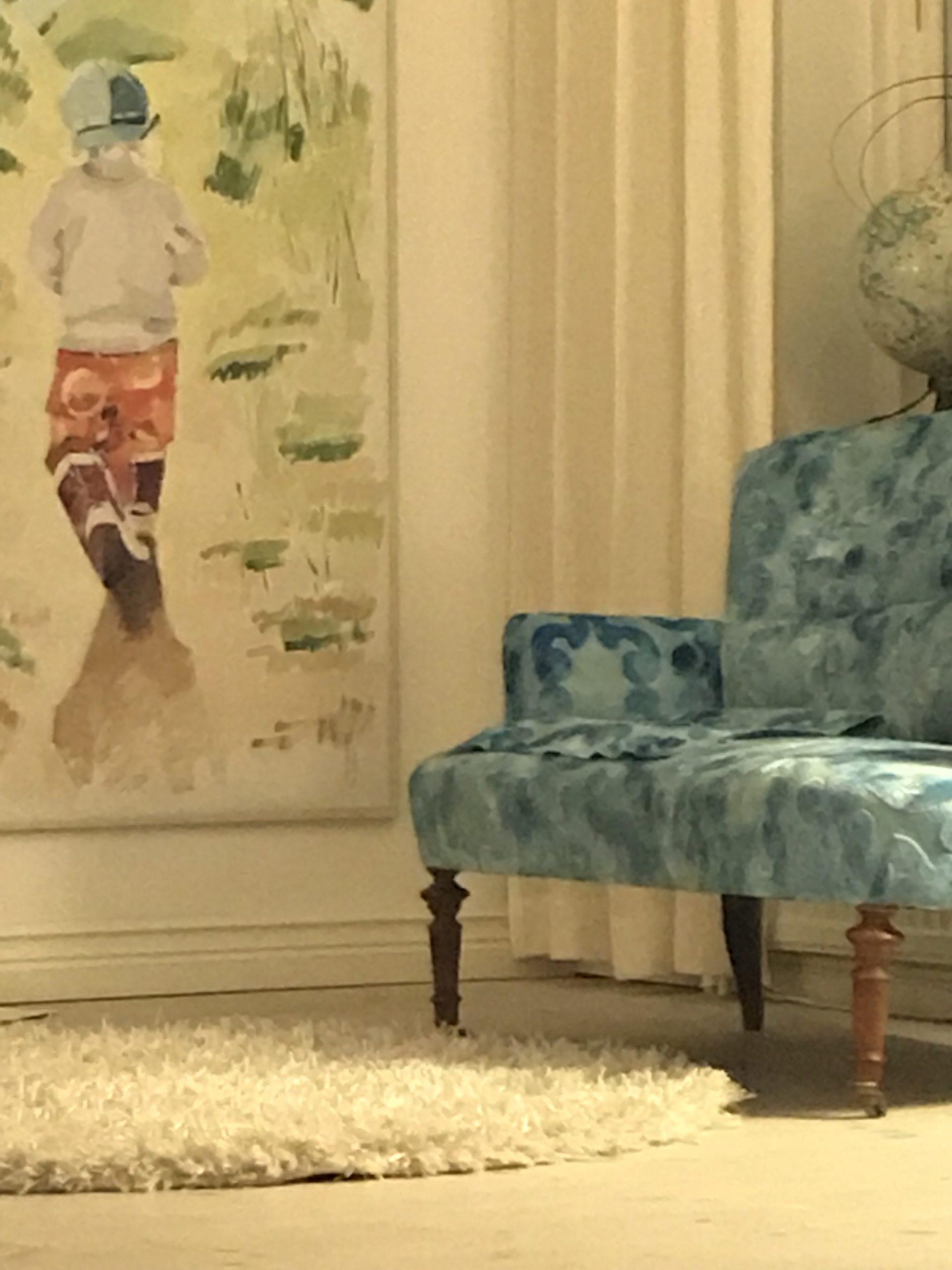 En ärvd möbel – eller två